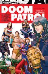 Doom Patrol Weight of the Worlds - TPB