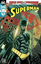 Superman Vol 4 37 Variant