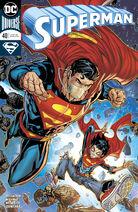 Superman Vol 4 40 Variant