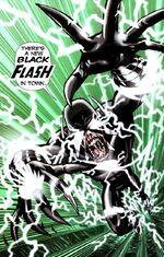 Professor Zoom Black Lantern Corps 002