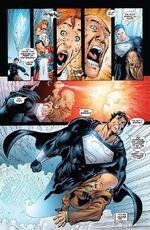 A Morte de Zod e sua família pelo Superman-Prime.