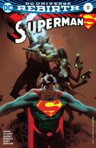 Superman Vol 4 12 Variant