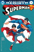 Superman Vol 4 3 Variant
