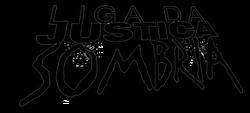 Logo Liga da Justiça Sombria