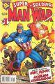 Super-Soldier - Man of War Vol 1 1