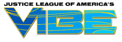 Justice League of America's Vibe (2013) logo
