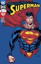 Superman Vol 4 36 Variant