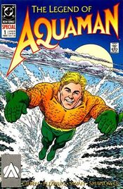 Aquaman Special 1989
