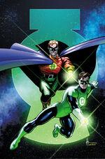 Alan Scott, Lanterna Verde da Terra Primal