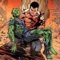 Kon-El and Garfield Logan (Injustice The Regime).PNG