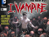 Eu, Vampiro Vol 1 10
