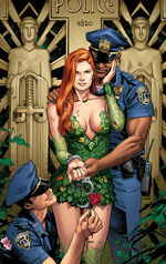 Poison Ivy Cycle of Life and Death Vol 1 2 Textless