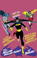 A Estréia da Batgirl
