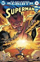 Superman Vol 4 30 Variant