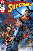 Superman Vol 4 39 Variant