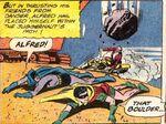 A aparente morte de Alfred
