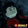 Superboy Lego Batman 0001