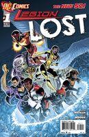 Legion Lost Vol 2 1
