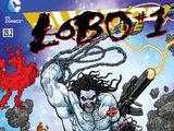 Liga da Justiça Vol 2 23.2: Lobo