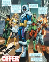 Rogues Prime Earth 001