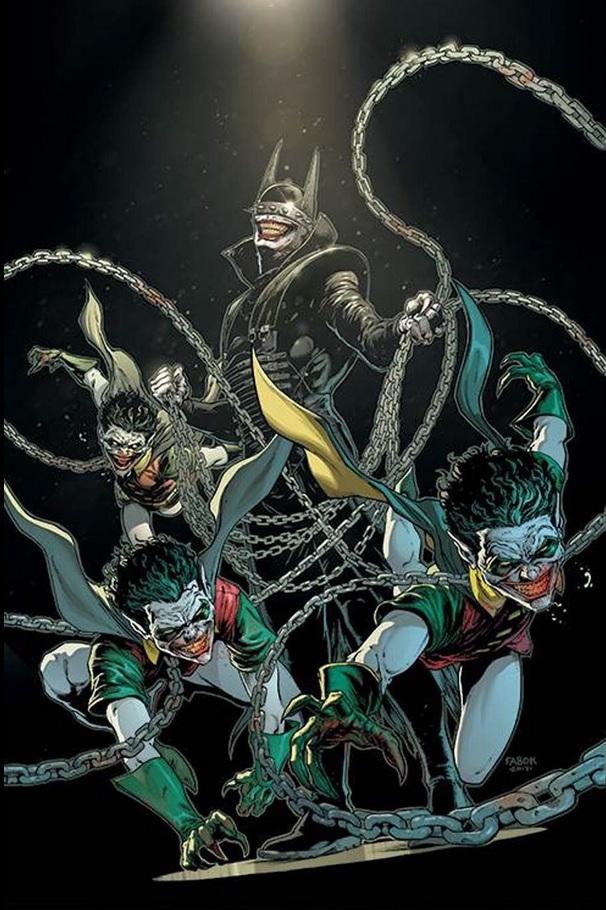 O Batman Que Ri Vol 1 1 Sem Texto