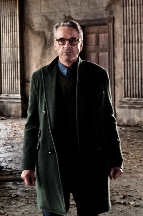 Alfred Pennyworth DC Extended Universe 0001