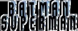 Batman Superman (2013) Logo
