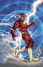 Barry Allen, Flash, Novos 52, Terra Primal