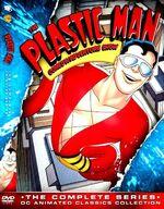 The Plastic Man Comedy-Adventure Show dvd