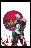 Suicide Squad Most Wanted Deadshot and Katana Vol 1 1 Solicit
