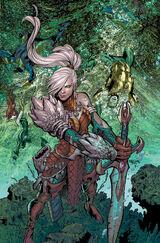 Aquaman e Mera são derrotados por Atlanna