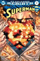 Superman Vol 4 17 Variant