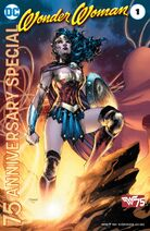 Wonder Woman - 75th Anniversary Special Vol 1 1