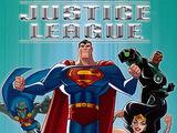 Justice League: Kleur- en Spelletjesboek: Samen sterk