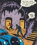 A Primeira Batcaverna Oficial