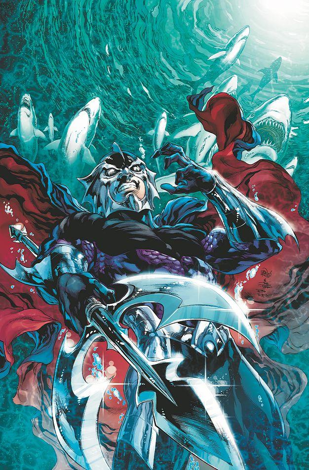 Aquaman Vol 7 14 Textless