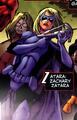 Huntress Titans Tomorrow