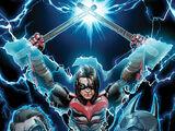 Damian Wayne (Injustiça: O Regime)