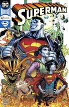 Superman Vol 4 42 Variant
