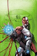 Cyborg Vol 1 1 Textless