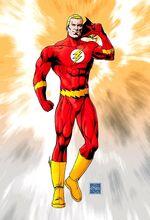 Barry Allen, The Flash, Era Morderna, Nova Terra