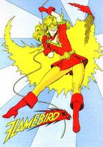 Flamebird 007