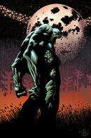 Swamp Thing Vol 6 1 Textless