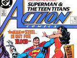 Action Comics Vol 1 584