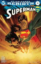 Superman Vol 4 13 Variant