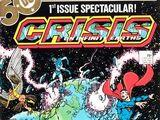 Crise nas Infinitas Terras Vol 1 1