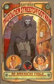 Batman Golden Streets of Gotham