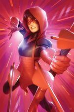 Teen Titans Vol 6 30 Textless Variant