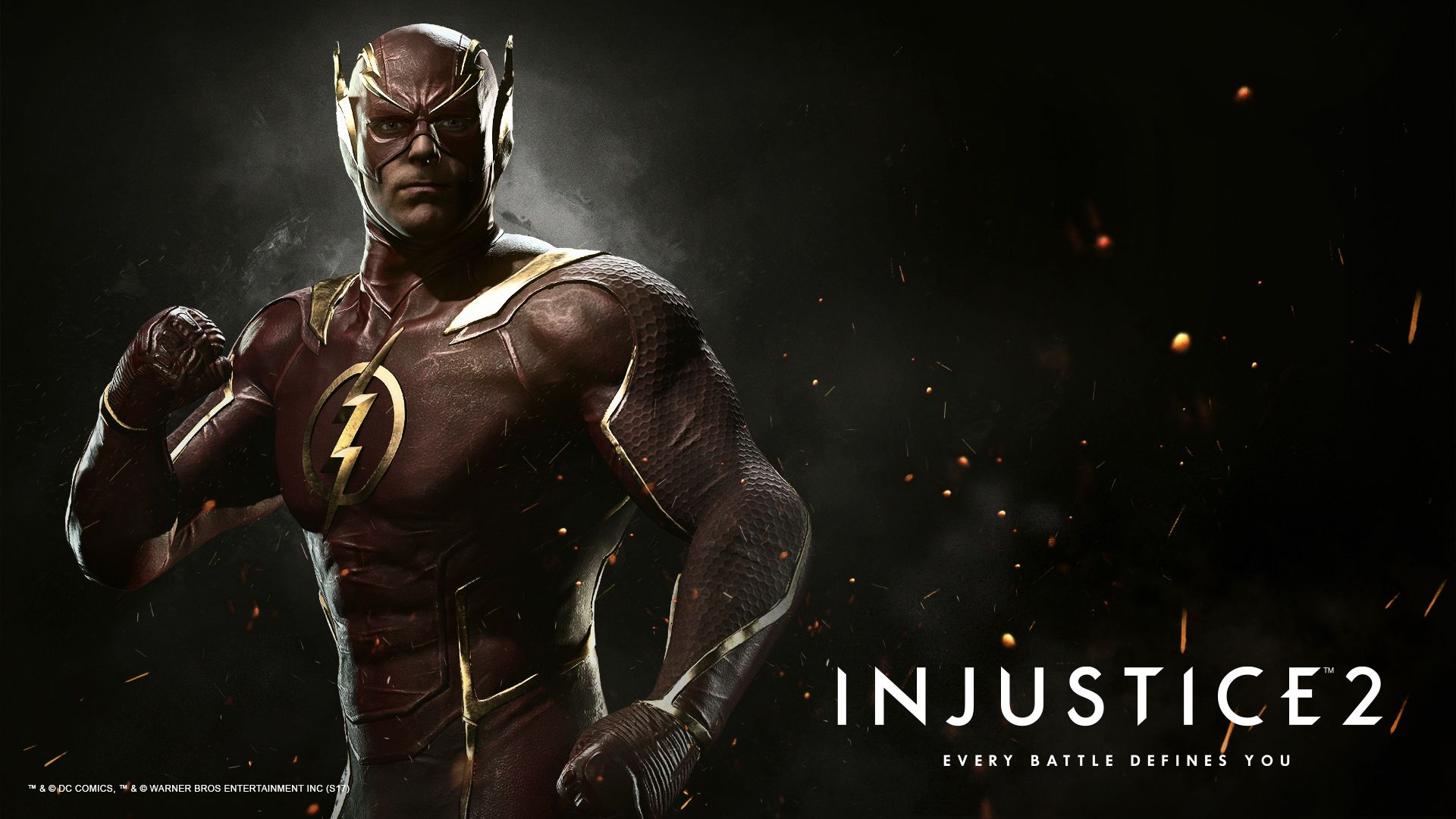 The Flash Injustice 2 Wallpaper 0001