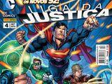 Liga da Justiça (Panini) Vol 2 4